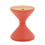 Gloster Bells Side Table, Coral