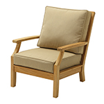 Gloster Cape Lounge Chair