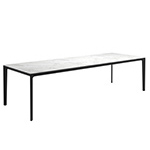 Gloster Carver 110 Dining Table w/ Ceramic Top