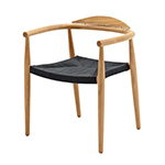 Gloster Dansk Stacking Dining Armchair