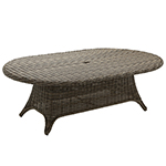 Gloster Havana Oval Dining Table
