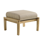 Gloster Oyster Reef Ottoman