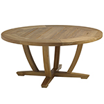 Gloster Oyster Reef Round Coffee Table