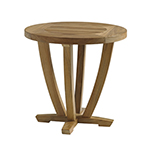 Gloster Oyster Reef Round Side Table