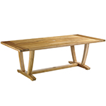 Gloster Oyster Reef Dining Table