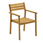 Gloster Standards, Rye Stacking Armchair