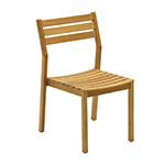 Gloster Standards, Rye Stacking Side Chair