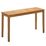 Gloster Standards Console Table
