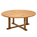 Gloster Bristol Round Dining Table