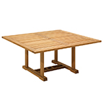 Gloster Bristol Square Dining Table