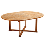 Gloster Bristol Round Extending Table