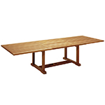 Gloster Briston Extending Dining Table