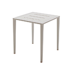 Gloster Vista Square Side Table