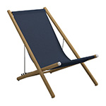 Gloster Voyager Folding Deck Chairs