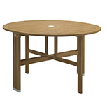 Gloster Voyager Round Dining Table
