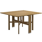 Gloster Voyager Square Dining Table