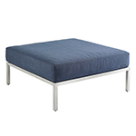 Gloster Wedge Ottoman