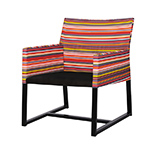 Mamagreen Stripe Casual Chairs