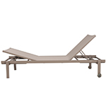 Mamagreen Allux Modern Lounger with two sides reclining