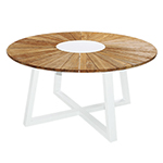 Mamagreen Baia Round Dining Table