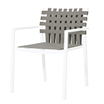 Mamagreen Ekka Stacking Dining Armchair