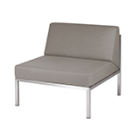 Mamagreen Polly Sectional Seat Stainless Steel