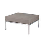 Mamagreen Polly Ottoman Stainless Steel