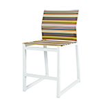 Mamagreen Stripe Counter Side Chair