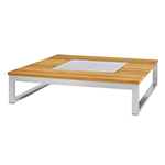 Mamagreen Oko Lounge Square Coffee Table with Ice Bin