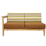 Mamagreen Twizt Sectional End Seat
