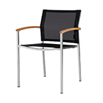 Mamagreen Zix Stacking Dining Armchair