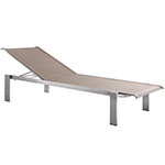 Sifas Ec-Inoks Lounger