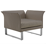 Sifas Komfy Lounge Chair and Chaise Lounge