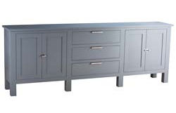 Yankee Modern Maple Buffet, Custom Options Available