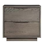 Danforth 24in Two Drawer Nightstand, Custom Options Available