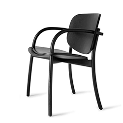 Mater Cloudy Lounge or Dining Chair by Cuto Mazuelos