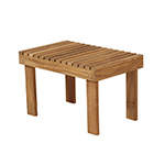 Barlow Tyrie Adirondack Side Tables