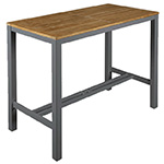 Barlow Tyrie Aura High and Counter Height Dining Tables