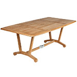 Barlow Tyrie Chesapeake Dining Tables� width=
