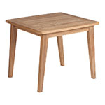 Barlow Tyrie Chesapeake Square Side Table