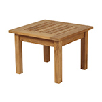 Barlow Tyrie Colchester Coffe Table and Side Table