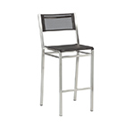 Barlow Tyrie Equinox High Dining and Counter Height Side Chairs
