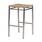 Barlow Tyrie Equinox Bar and Counter Height Stools