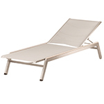Barlow Tryie Equinox Lounger, Pearl