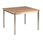 Barlow Tyrie Equinox Square Dining Tables