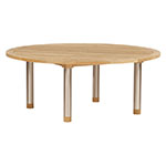Barlow Tyrie Equinox Round Dining Table