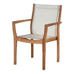 Barlow Tyrie Horizon Stacking Armchairs