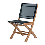 Barlow Tyrie Horizon Folding Side Chairs