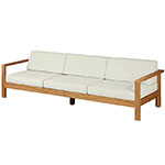 Barlow Tyrie Linear 30Seater Settee