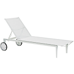 Royal Botania Little-L Lounger with Wheels
